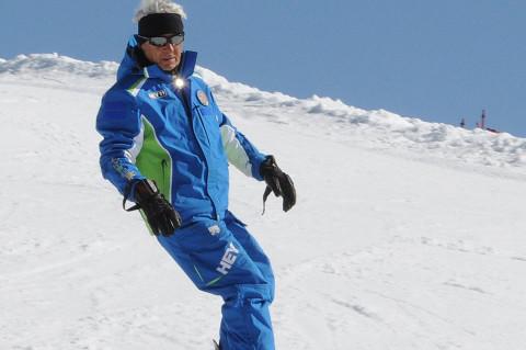 Giovanni Del Principe - DISCESA e SNOWBOARD
