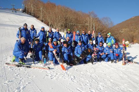 Scuola Sci Pescasseroli - Official Team
