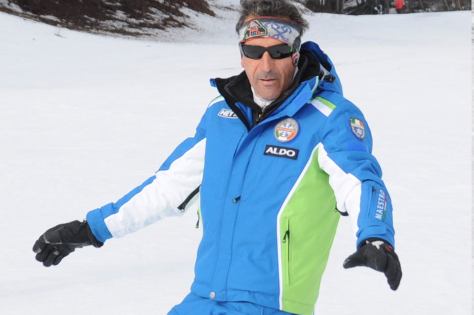 Aldo Panfili - DISCESA e SNOWBOARD