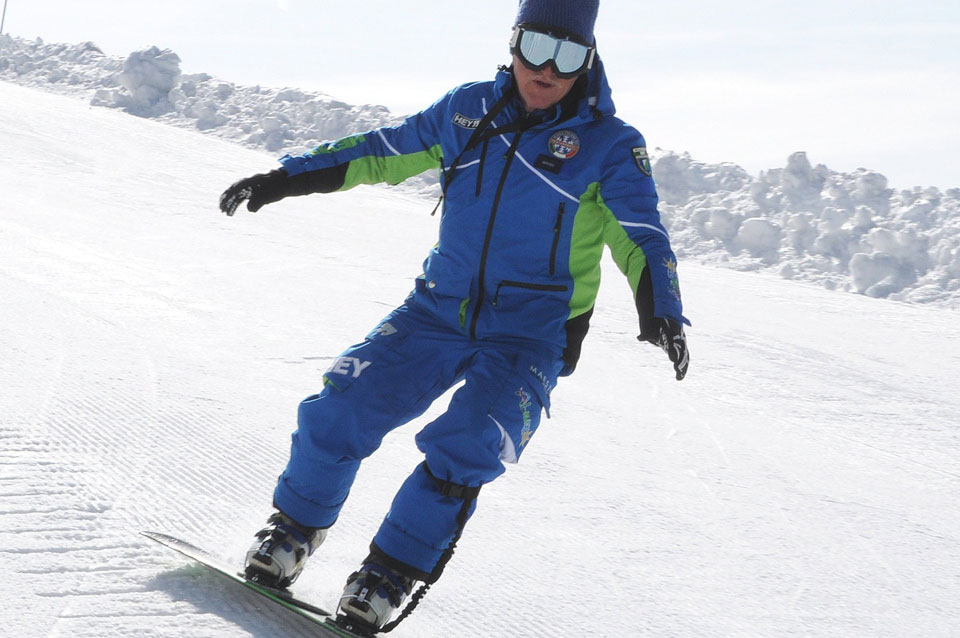 Donato Del Principe - SNOWBOARD e FONDO