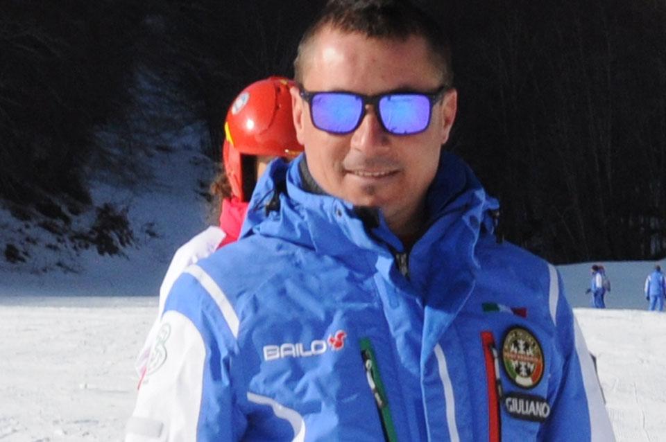 Giuliano D'Addezio - DISCESA