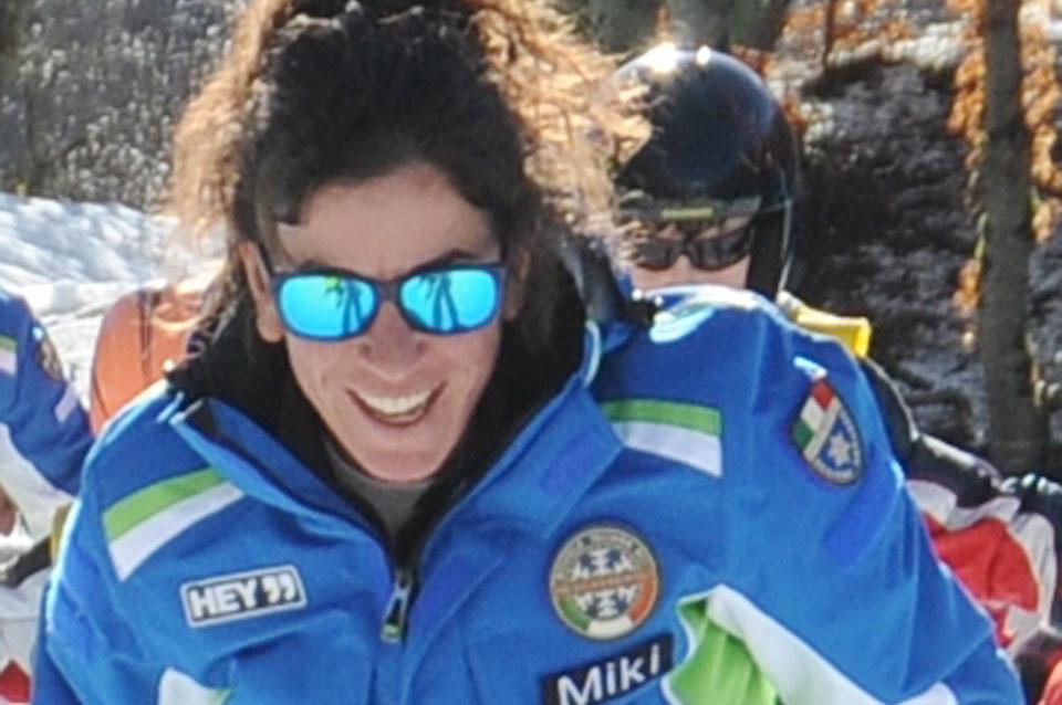 Michela Di Paolo - DISCESA