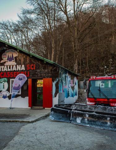 sede Scuola Italiana Sci Pescasseroli